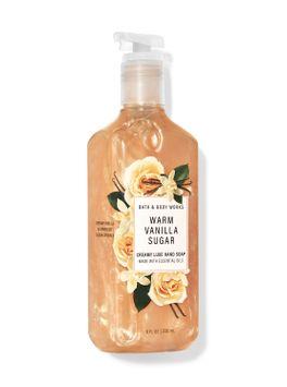 Bath & Body Works Warm Vanilla Sugar Creamy Luxe Hand Soap