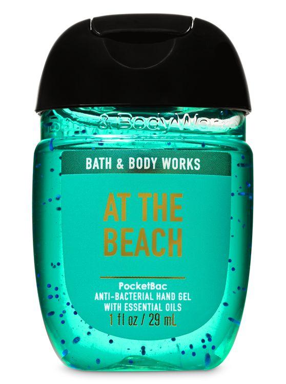 Bath & Body Works At the Beach PocketBac Hand Sanitizer