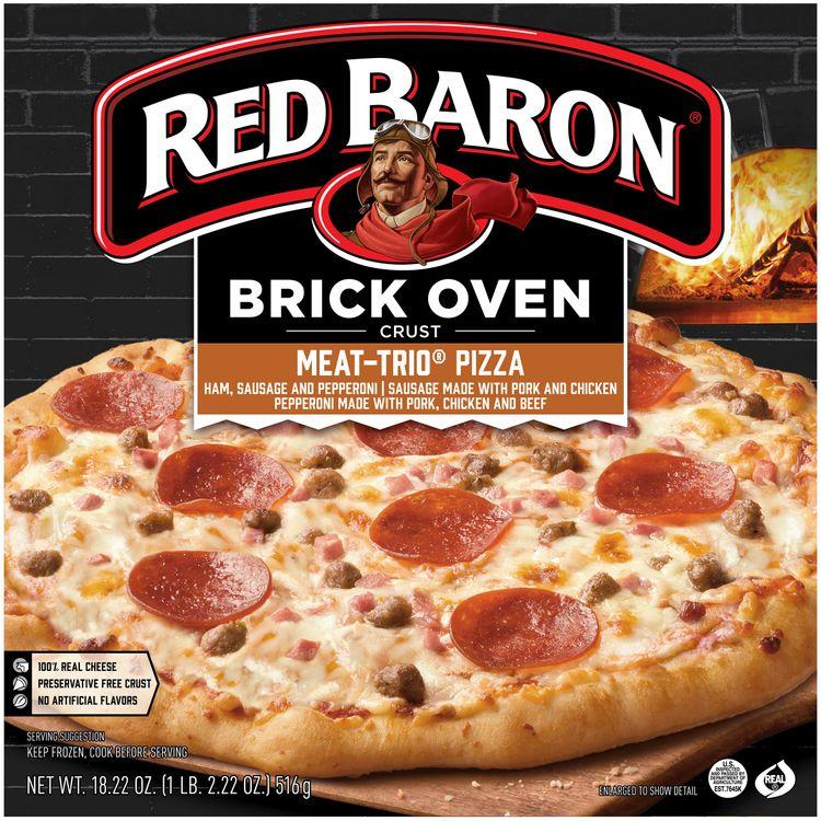 Red Baron Brick Oven Crust Pizza
