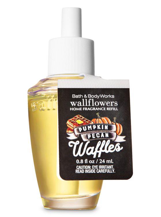 Bath & Body Works Pumpkin Pecan Waffles Wallflowers Fragrance Refill