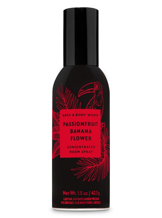 Bath & Body Works Passionfruit & Banana Flower Concentrated Room Spray