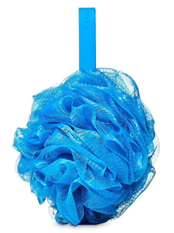 Bath & Body Works Dark Blue Loofah