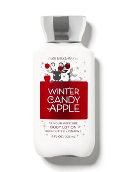 Bath & Body Works Winter Candy Apple Super Smooth Body Lotion