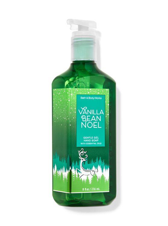 Bath & Body Works Vanilla Bean Noel Gentle Gel Hand Soap