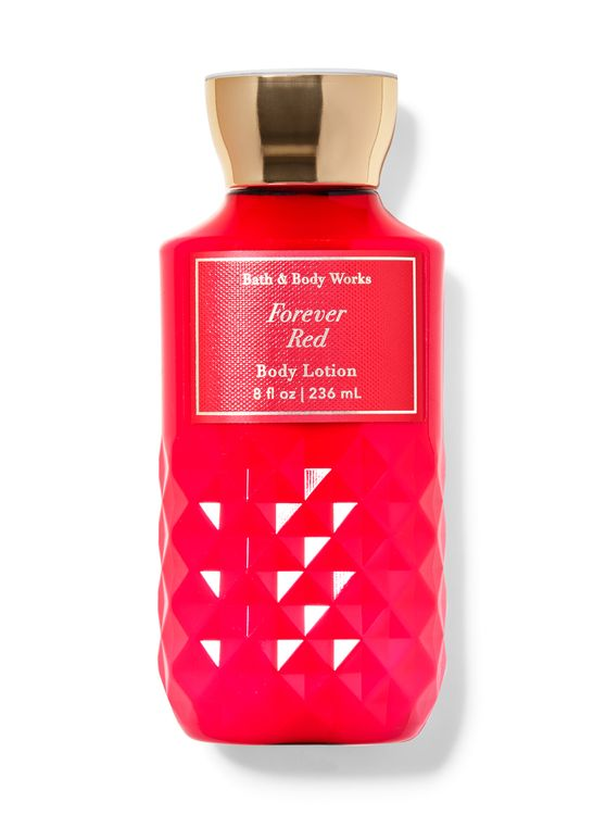 Bath & Body Works Forever Red Super Smooth Body Lotion