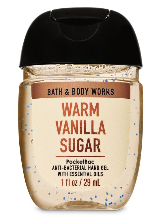 Bath & Body Works Warm Vanilla Sugar PocketBac Hand Sanitizer