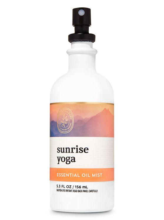 Aromatherapy Sunrise Yoga Essential Oil Mist