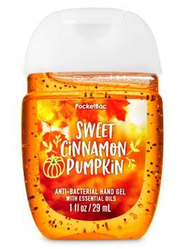 Bath & Body Works Sweet Cinnamon Pumpkin PocketBac Hand Sanitizer