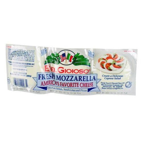 BelGioioso Fresh Mozzarella Cheese, 24 oz.