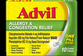 Allergy & Congestion Relief