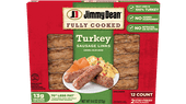 Jimmy Dean Fully Cooked Turkey Sausage Links