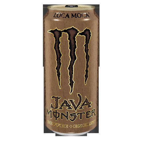 Java Monster, Loca Moca, 11 Fl Oz, 4 Count