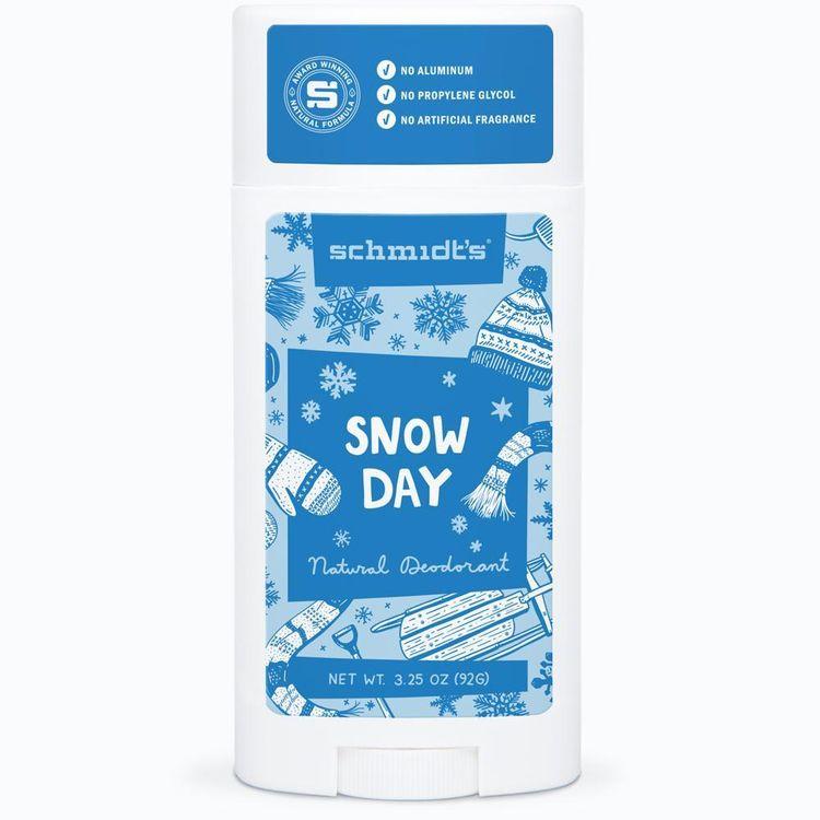 Schmidt's Snow Day Deodorant Stick