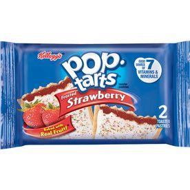 Kellogg's Pop-Tarts Frosted Strawberry 3.67oz