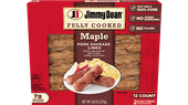 Jimmy Dean Fully Cooked Maple Pork Sausage Links