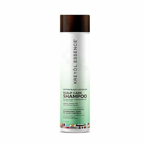 Kreyol Essence, Shampoo Castor Oil Black Growth Haitian, 8 Ounce