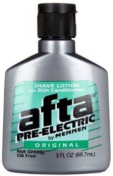 AftaPre-Electric Pre-Shave Lotion 3 oz, 6 Pack