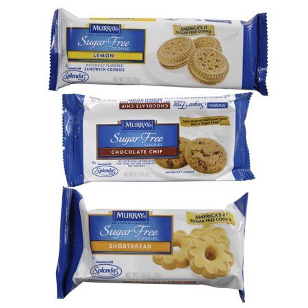 Keebler Murray Sugar Free Cookies Variety Pack