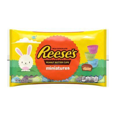 REESE'S Miniatures Milk Chocolate Peanut Butter Cups