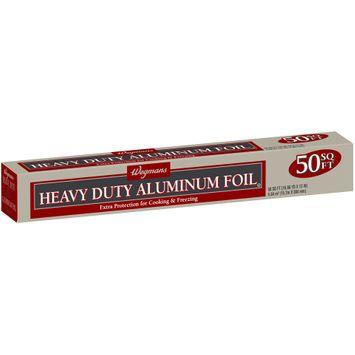 Wegmans® Heavy Duty Aluminum Foil 50 sq. ft. Box