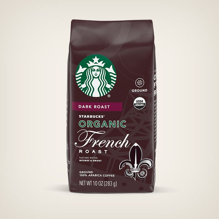Starbucks Organic French Roast
