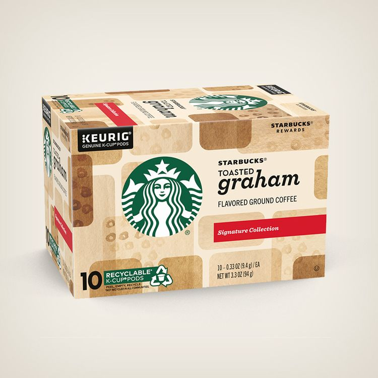 Starbucks Toasted Graham