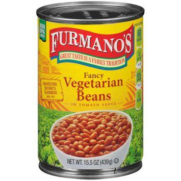 Furmano's® Fancy Vegetarian Beans