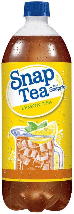 SnapTea Lemon Tea