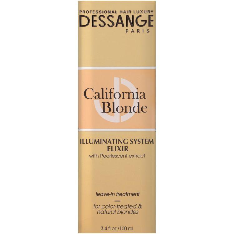 Dessange Paris California Blonde Illuminating System Elixir Leave-In Treatment
