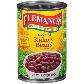 Furmano's® Dark Red Kidney Beans