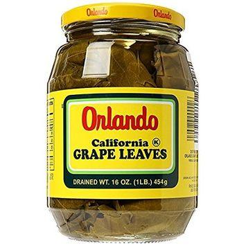 Orlando California Grape Leaves 16 oz.