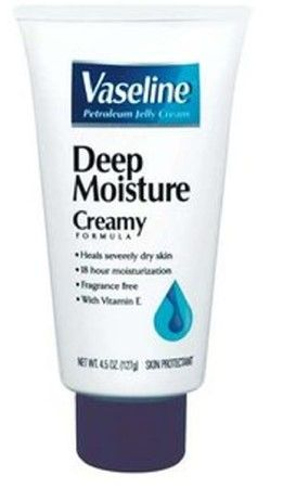 Vaseline Deep Moisture Moisturizer