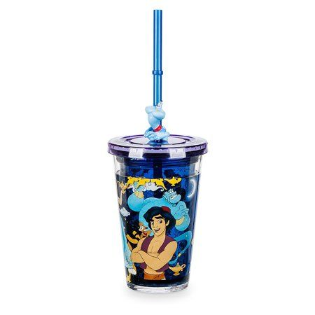 Aladdin Tumbler with Straw – Small