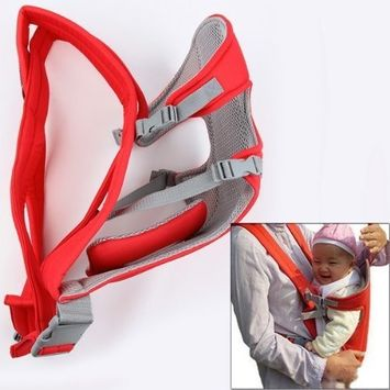 Baby Carrier Sling Wrap Rider Infant Comfort Newborn Backpack