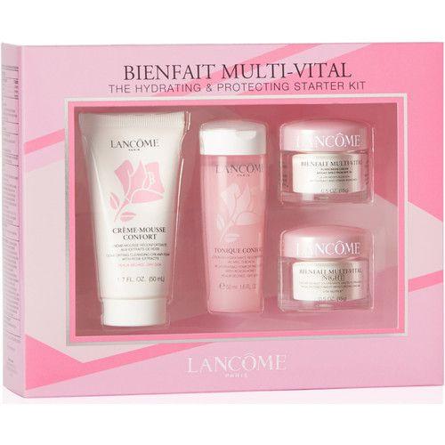 Bienfait Multi-Vital The Hydrating & Protecting Starter Kit