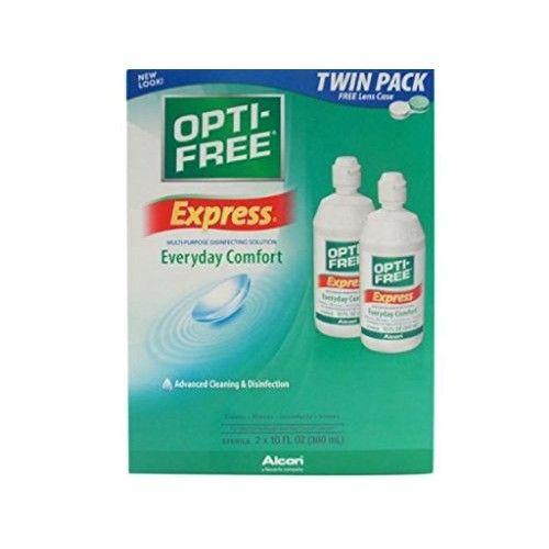 OPTI-FREE EXPRESS Lasting Comfort Formula Value Pack 20 oz Each