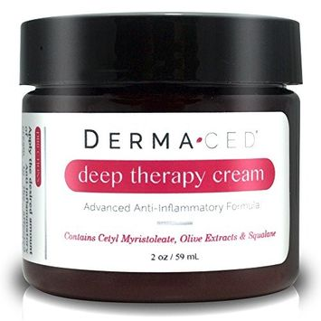 Dermaced Deep Therapy EczemaPsoriasis Cream - #1 Best Recommended Advanced Treatment Cream - Repair