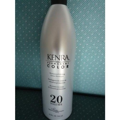 Kenra Permanent Coloring Creme Developer, 30 vol , 32 oz, 1 liter