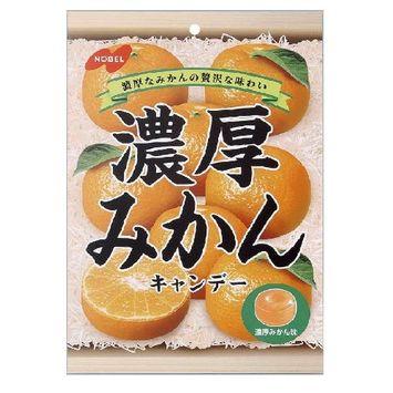 Six Nobel rich tangerine candy 90g ~