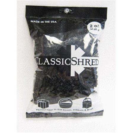 Mayflower 60996 2 oz Paper Shred - Black