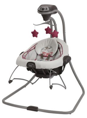 Graco DuetConnect® Swing + Bouncer