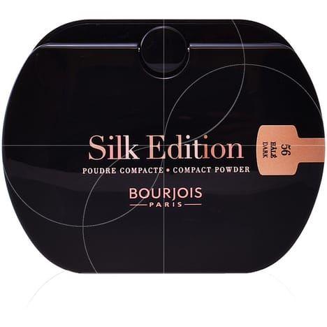 Poudre compact Silk Edition 56 Hâlé Dark 9g