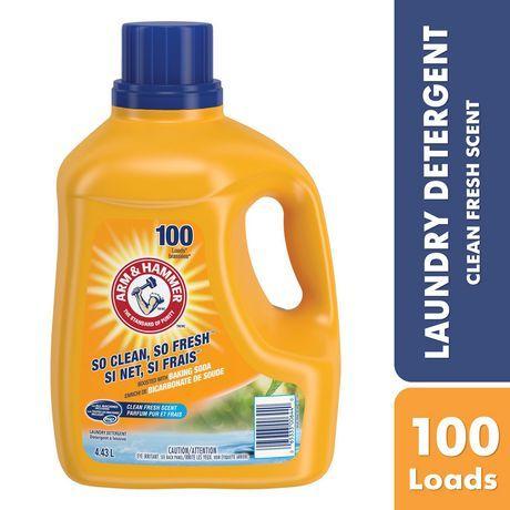 Arm & Hammer™ Clean Fresh Liquid Laundry Detergent
