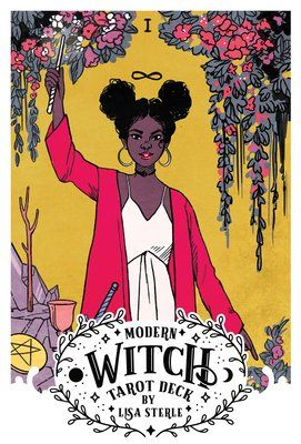 The Modern Witch Tarot Deck (Other)