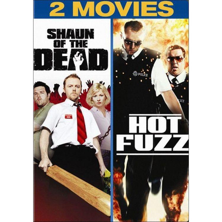 Shaun Of The Dead/hot Fuzz [2 Discs] (dvd)