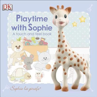 Sophie La Girafe: Playtime with Sophie - (Sophie the Giraffe) (Board Book)