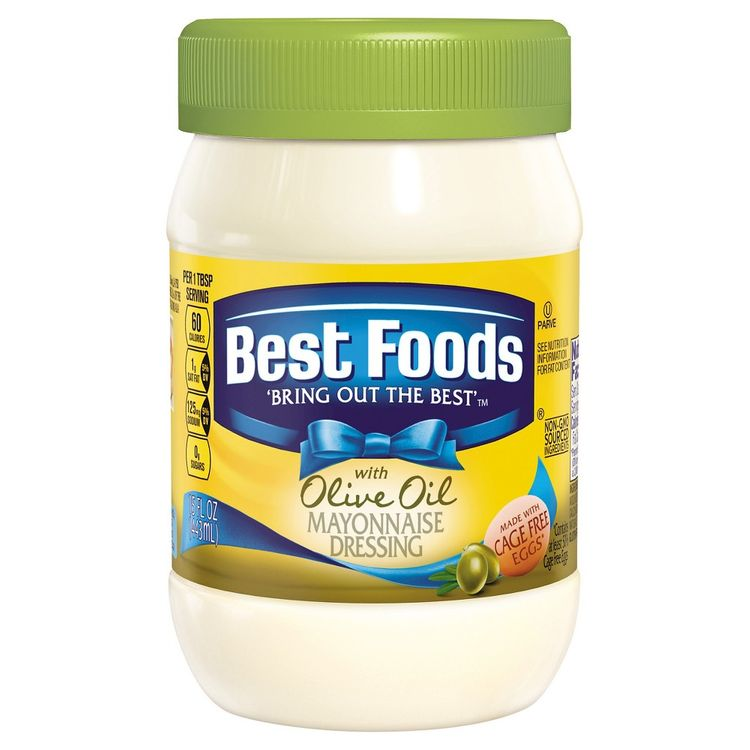 Best Foods Mayonnaise Dressing with Olive Oil