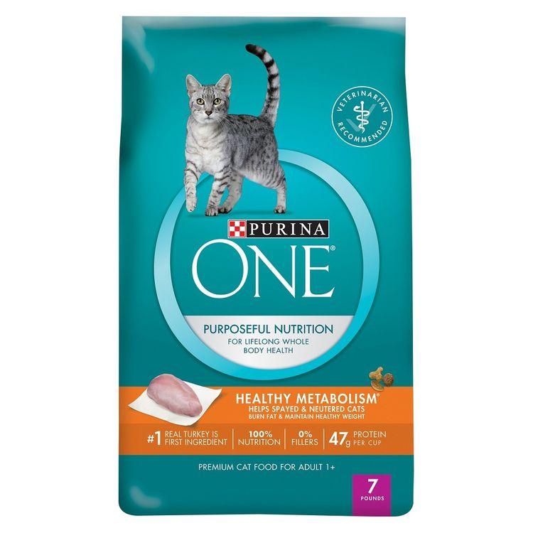 PURINA ONE® Healthy Metabolism Adult Premium Wet Cat Food