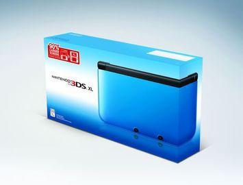 Nintendo 3DS XL, Assorted Colors