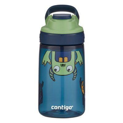 Contigo Gizmo Sip Kid Water Bottle with AUTOSEAL™ Lid, 14oz
